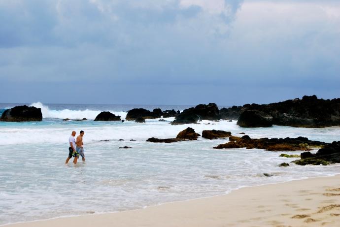 A wonderful beach!