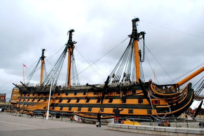 Beautiful ship!